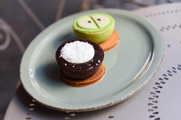 Десерти в меню кафе і ресторану