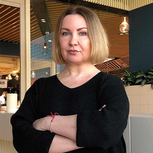 Олена Гончаренко