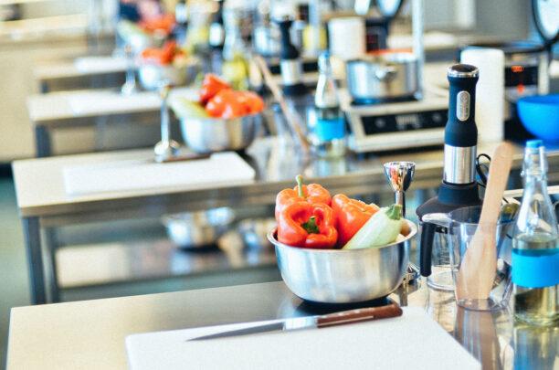 Кулинарный курс: соусы, закуски и салаты